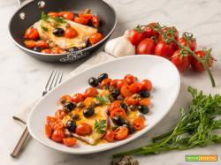 Pescespada alla mediterranea: la ricetta tradizionale!