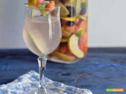 Acqua aromatizzata con la macedonia di frutta: come creare qualcosa di invitante!