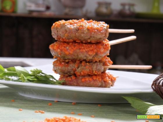 I lecca lecca di lenticchie: un piatto perfetto per adulti e bambini