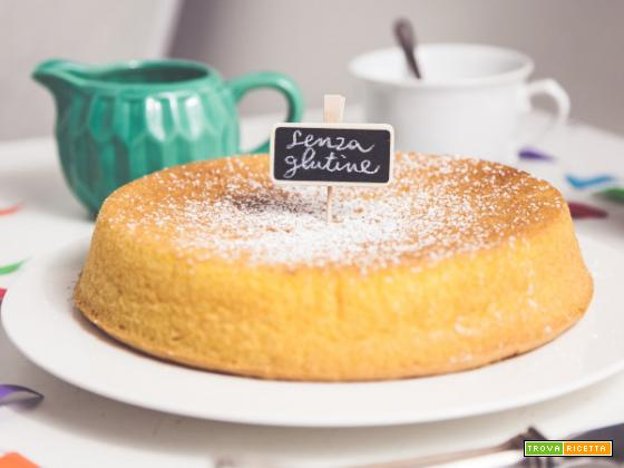 Pan di Spagna senza glutine: 3 cose da sapere!
