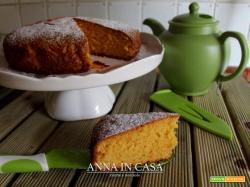 Quick carrots cake - Torta veloce di carote