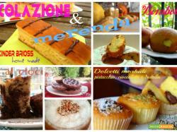 Colazione e merenda: tutte le ricette