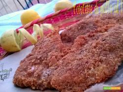 cotolette di pollo al limone