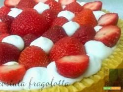 Crostata fragolotta - Gluten free