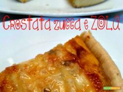 Crostata zucca e gorgonzola