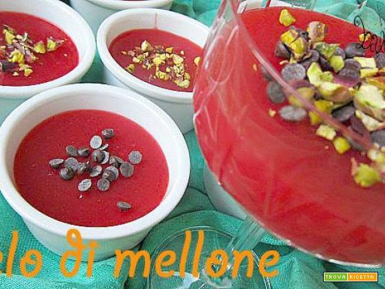 Gelo di mellone (ricetta siciliana),