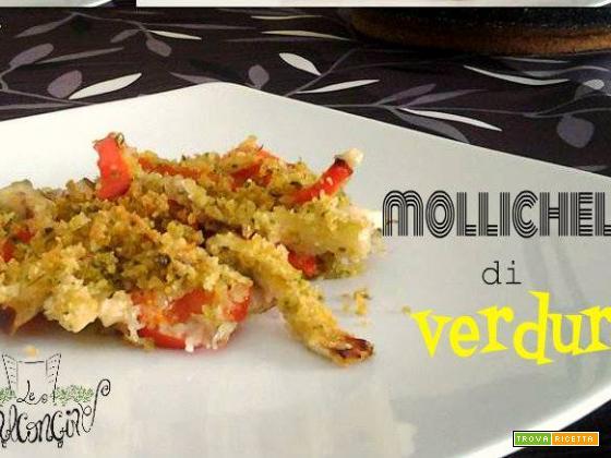 Mollichella di verdure