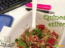 Quinoa estivo