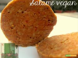 Salame vegan