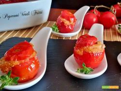 Pomodorini pachino ripieni con tonno