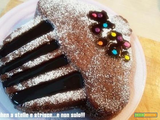 Torta Cioccolato all'Acqua di Gloria KitchenUSA