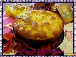 Torta Morbida di Pesche, ricetta facile