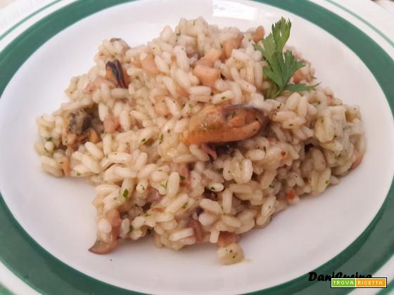 Risotto di mare con pesce surgelato – ricetta per farlo a casa