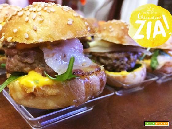 Hamburger mignon