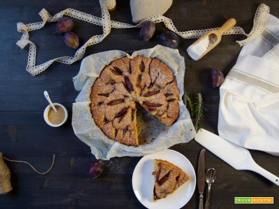 La Plum cake