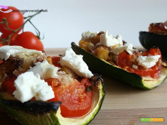 Zucchine estive facili e veloci