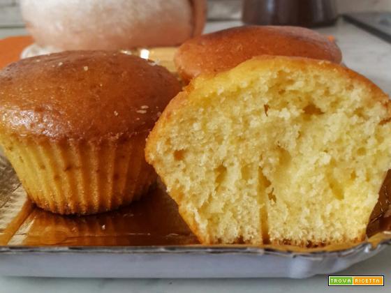 Muffin 7 vasetti – ricetta facile per la colazione