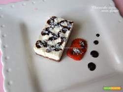 Cheesecake cocco senza glutine
