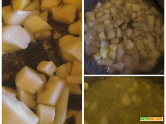 La marmellata in otto minuti..ops confettura !!!