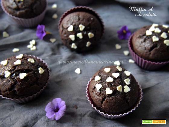 Muffin al cioccolato Cameo