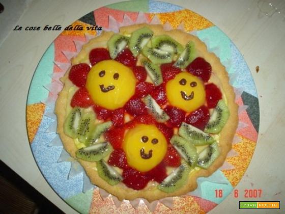 Crostata sorrisi