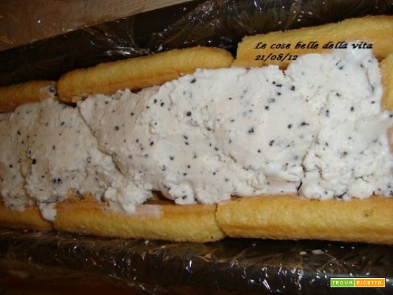 Tronchetto gelato