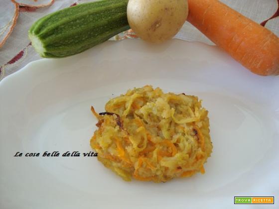 Carote Patate Zucchine