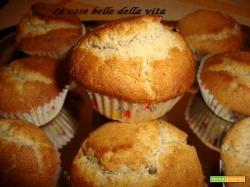 Muffin cannella e cocco