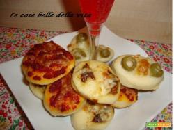 Pizzette varie