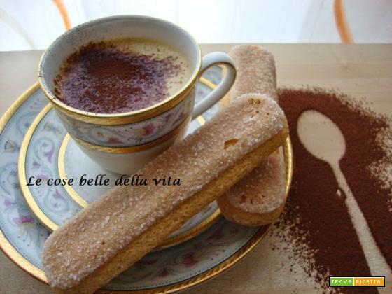 Crema zabaione al caff