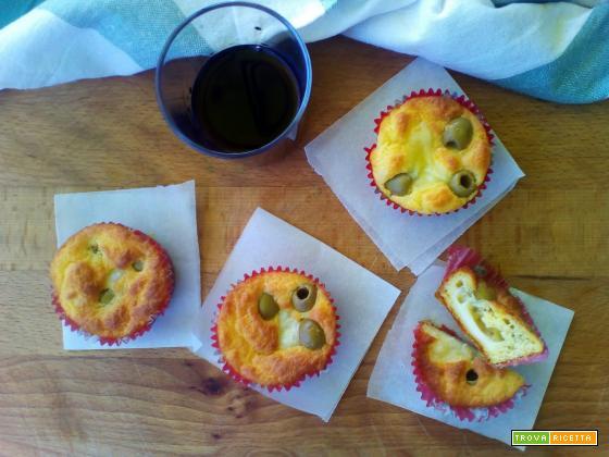 Ricetta Impasto Morbido per Muffin Salati e Torte