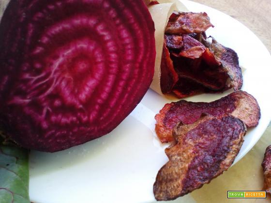 Chips di Rapa Rossa