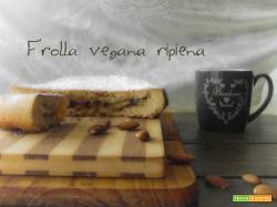 La crostata farcita vegan
