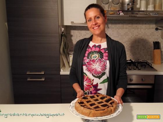Crostata integrale al cacao - Videoricetta