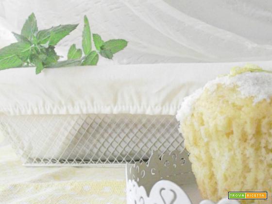 I muffin al limone : la ricetta veloce per farli morbidi ,soffici e profumati