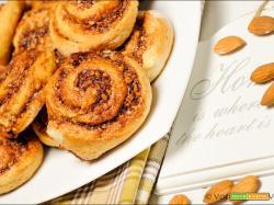 Biscotti cinnamon roll