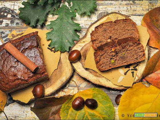 Castagnaccio plumcake