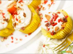 Cupcake con frutta secca