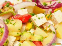 Insalata di patate summertime