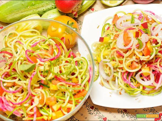 Spaghettata fresh