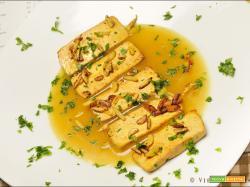Tofu alla salsa di limone