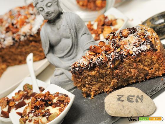 Torta Risveglio di Buddha