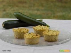 Mini Torte Salate veloci senza farina e senza lievito