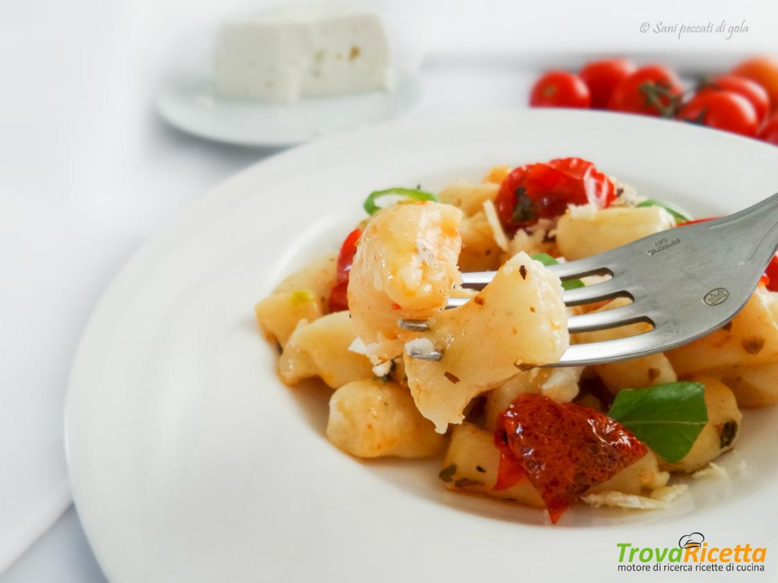 Trova ricette per ingredienti pasta tipo gnocchi for Ricette per pasta