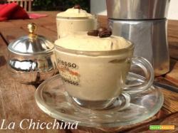 La mia crema al caffè (volendo corretta grappa)