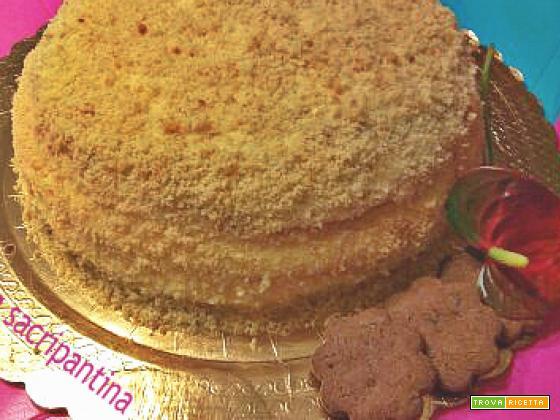Torta sacripantina gluten free