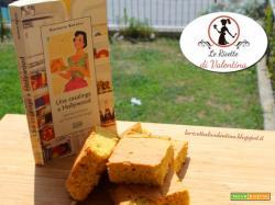 MANGIA CIO' CHE LEGGI 82: Corn bread da Una casalinga a Hollywood di Stefania Barzini