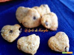 Biscotti con farina di riso senza burro
