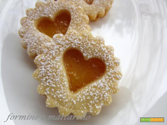 Biscotti all' arancia