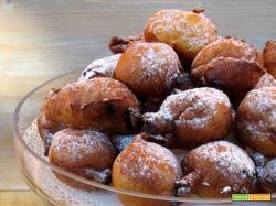Frittelle di carnevale, altra ricetta